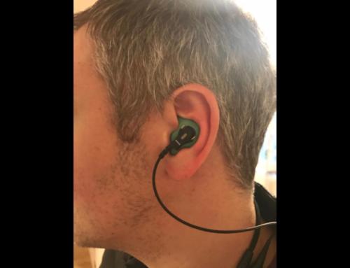 Dynamisches (aktives) Gehörschutzsystem: Phonak Serenity DP+